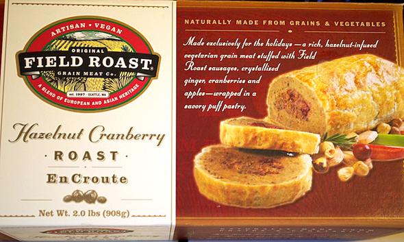 Hazelnut Field Roast