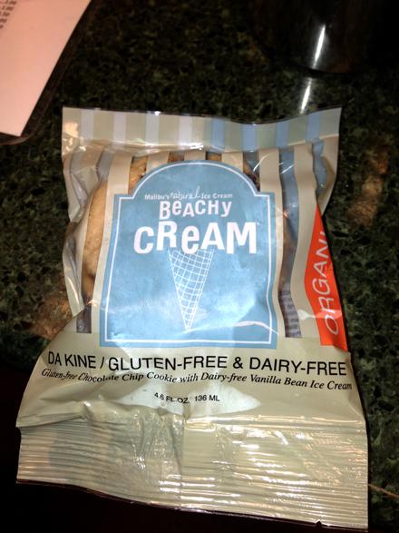 Beachy Ice Cream