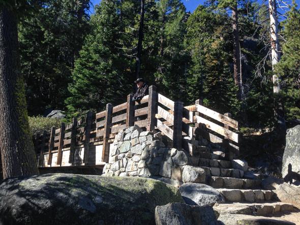 Lake Tahoe hike