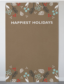 minted.com holiday back drop