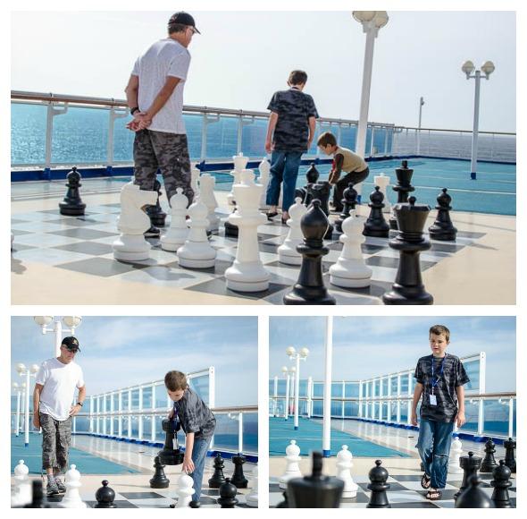 Cruise Chess
