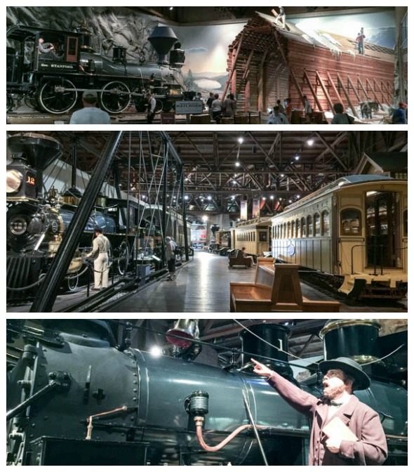 Sacramento Train Museum