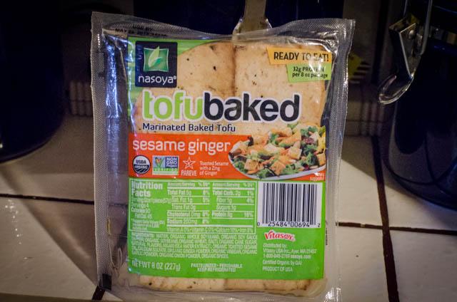 Nasoya Tofubaked tofu