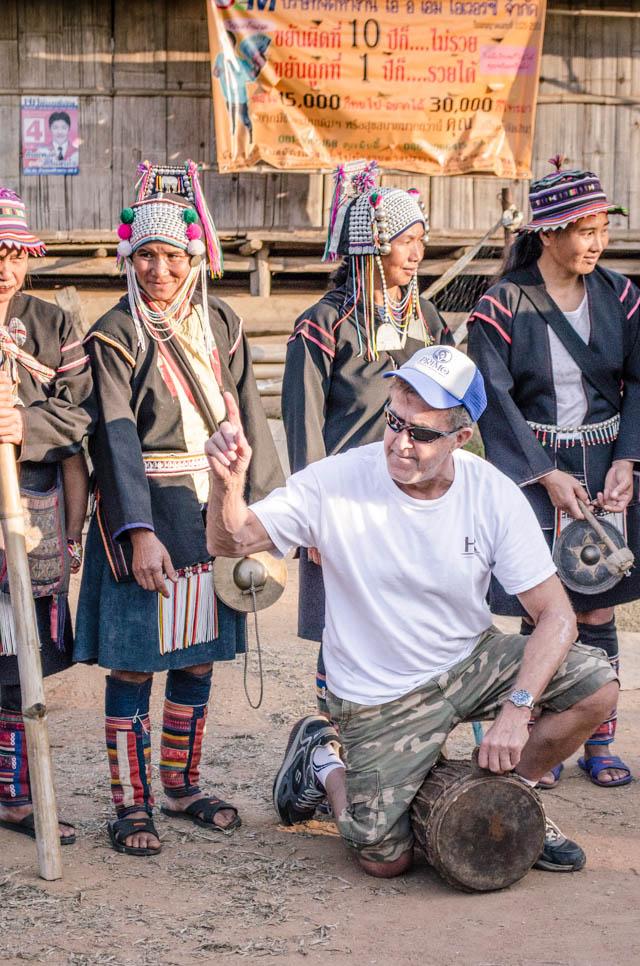 Mae Salong Hill Tribe