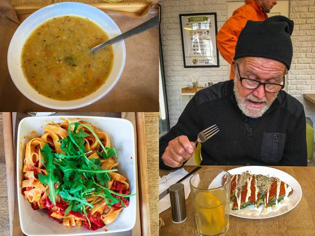 vegan food warsaw