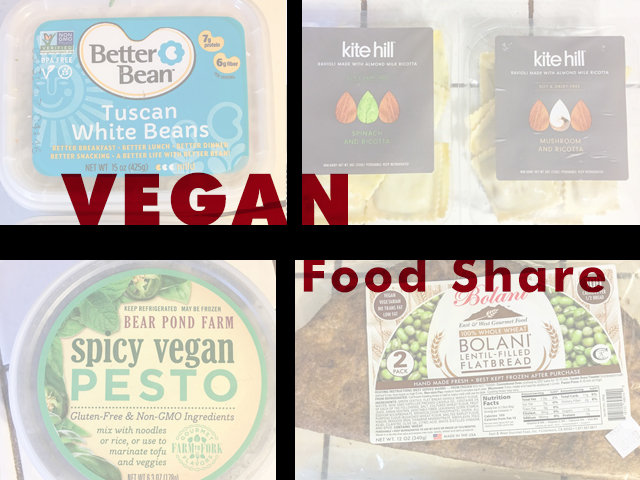 Vegan Food Share