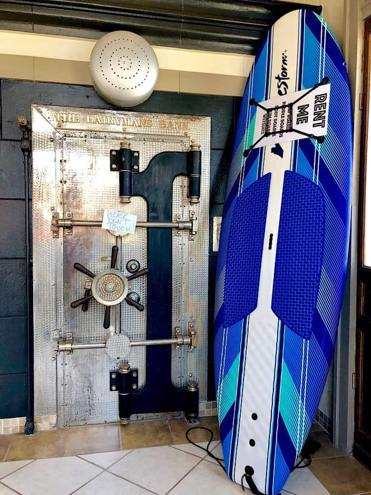 N. California surf shop