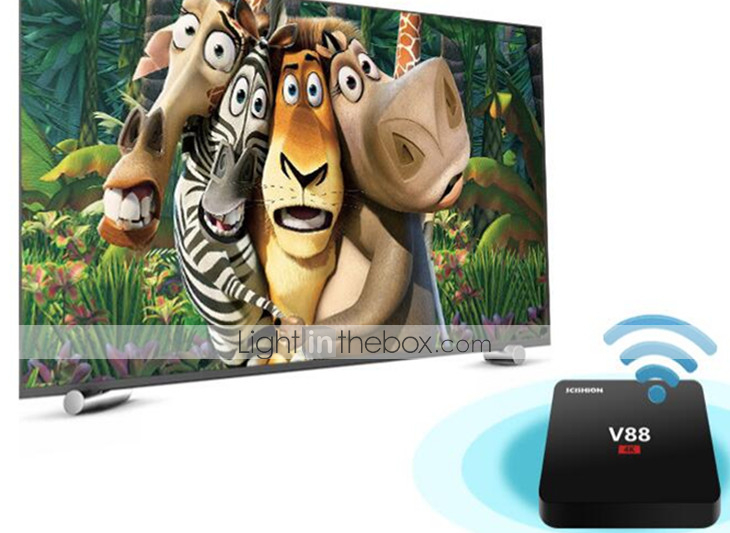 [Geek Alert] Tv Box SCISHION V88 por menos de €19 1