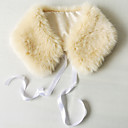 Nice Faux Fur Collar Evening / Casual Wraps(More Colors)