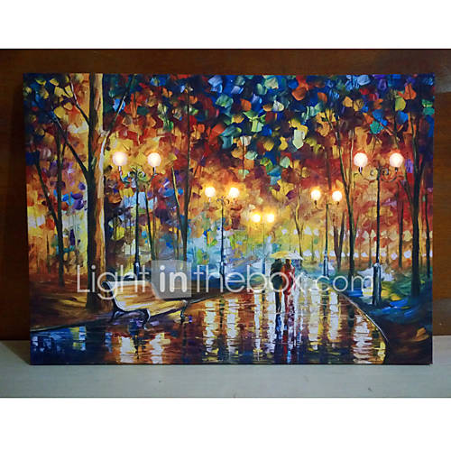 Led Canvas Prints
