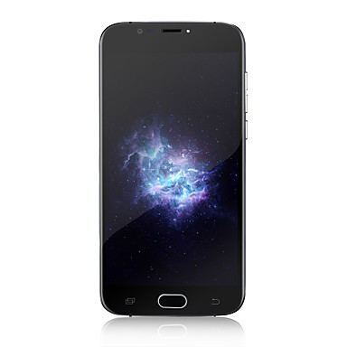 "DOOGEE X9 mini 5.0 "" Android 6.0 3G Smartphone (Dual SIM Quad Core 5 MP 1GB + 8 GB Black White)"