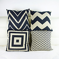 Tache Home Fashion Contemporary Fly High Dragonfly Decorative Cushion Cover Set 18x18