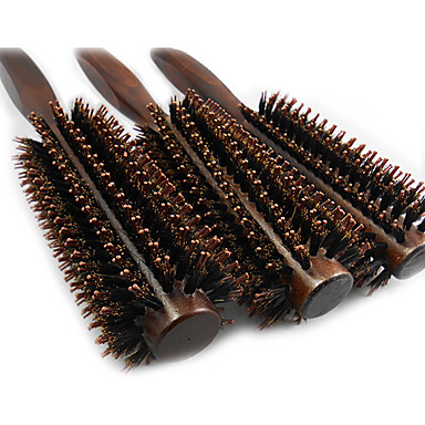 professional curly hair bristle wooden b 2017 3 19