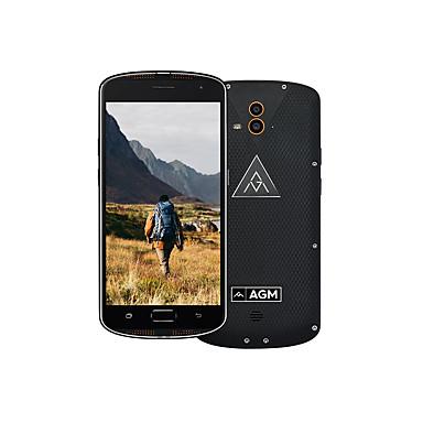 Original AGM X1 IP68 Waterproof 64GB ROM 4GB RAM 5400mAh Dual camera Qualcomm Octa Core Rugged smartphone OTG NFC Fingerprint