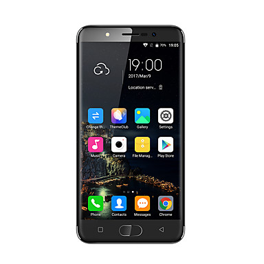 Gretel A9 5.0 inch Android 6.0 4G Smartphone (Dual SIM Quad Core 8MP 2GB 16 GB Black Gold)