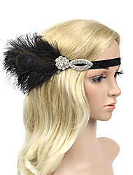 Peacock Feather Accessories