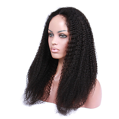 glueless curly human hair wigs brazilian kinky curly lace front wigs for black women 20 24inch