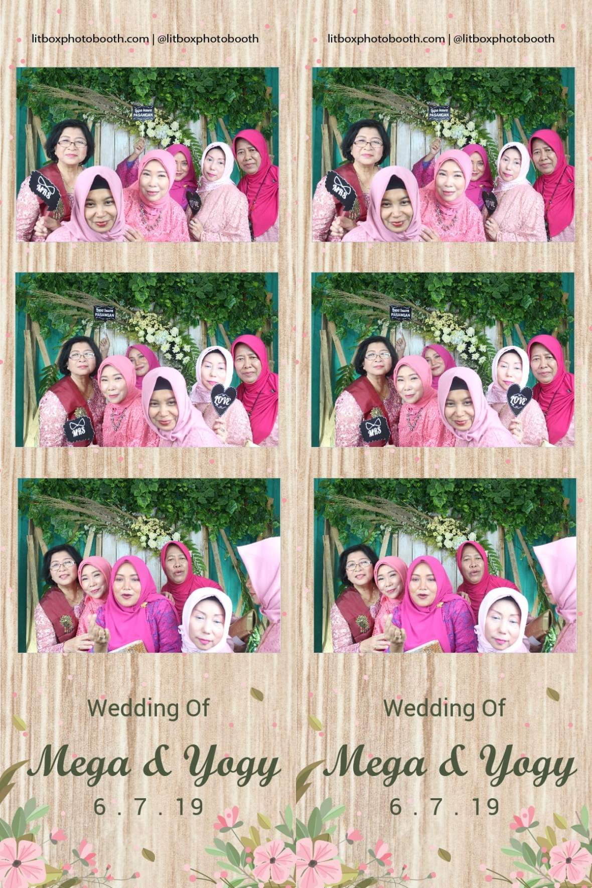 Photo booth Batu