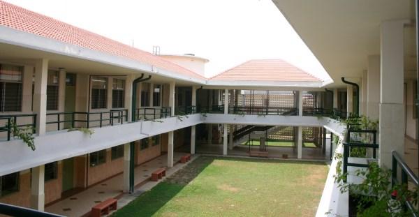 Lagoon Secondary School class block