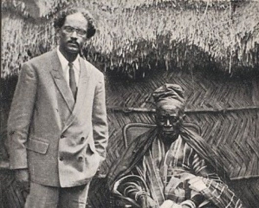 New African young friend of Oba Adeyemi I Of Oyo in the 1900s