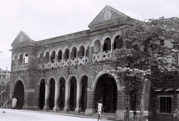 Palace of Ladapo Ademola II, the Alake of Abeokuta (1951)