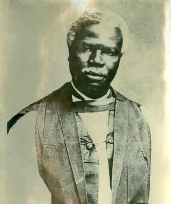Isaac Oluwole in his latter years