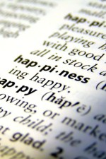 Writing About Happiness