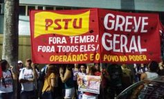 A28: Brazil Stopped! Now, let's occupy Brasilia and prepare a 48 h General Strike!