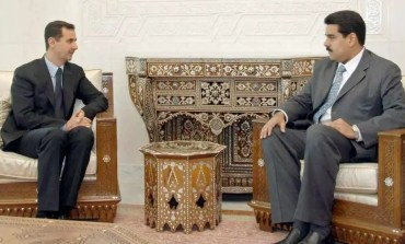 Good relationships between Syria and Venezuela