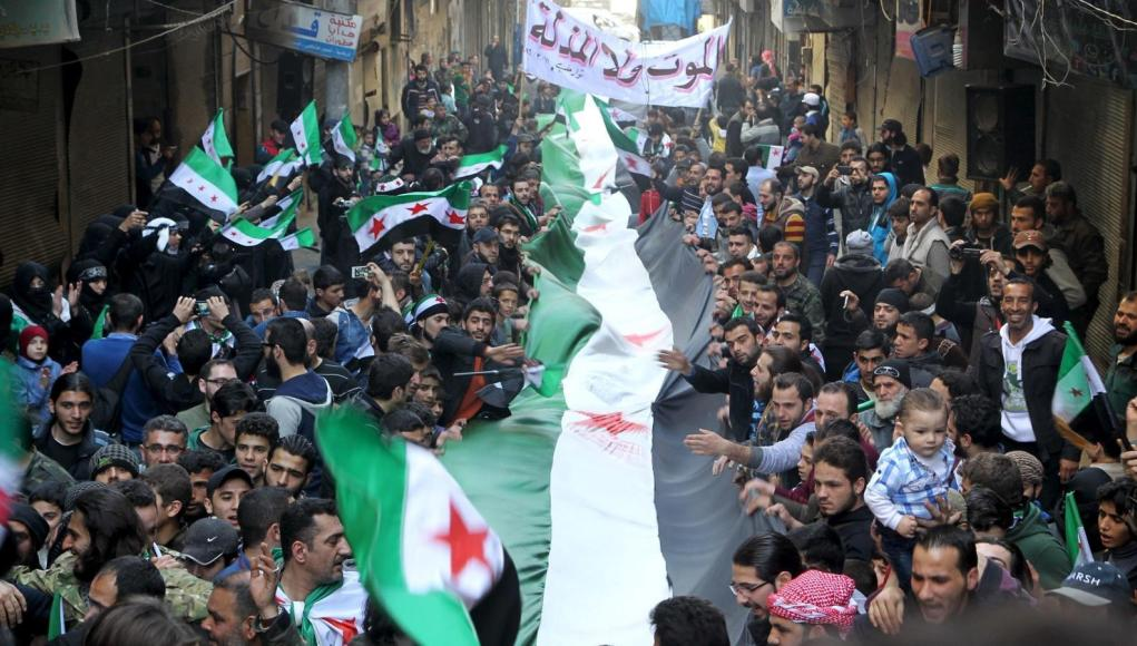 On The Eighth Anniversary of the Syrian Revolution