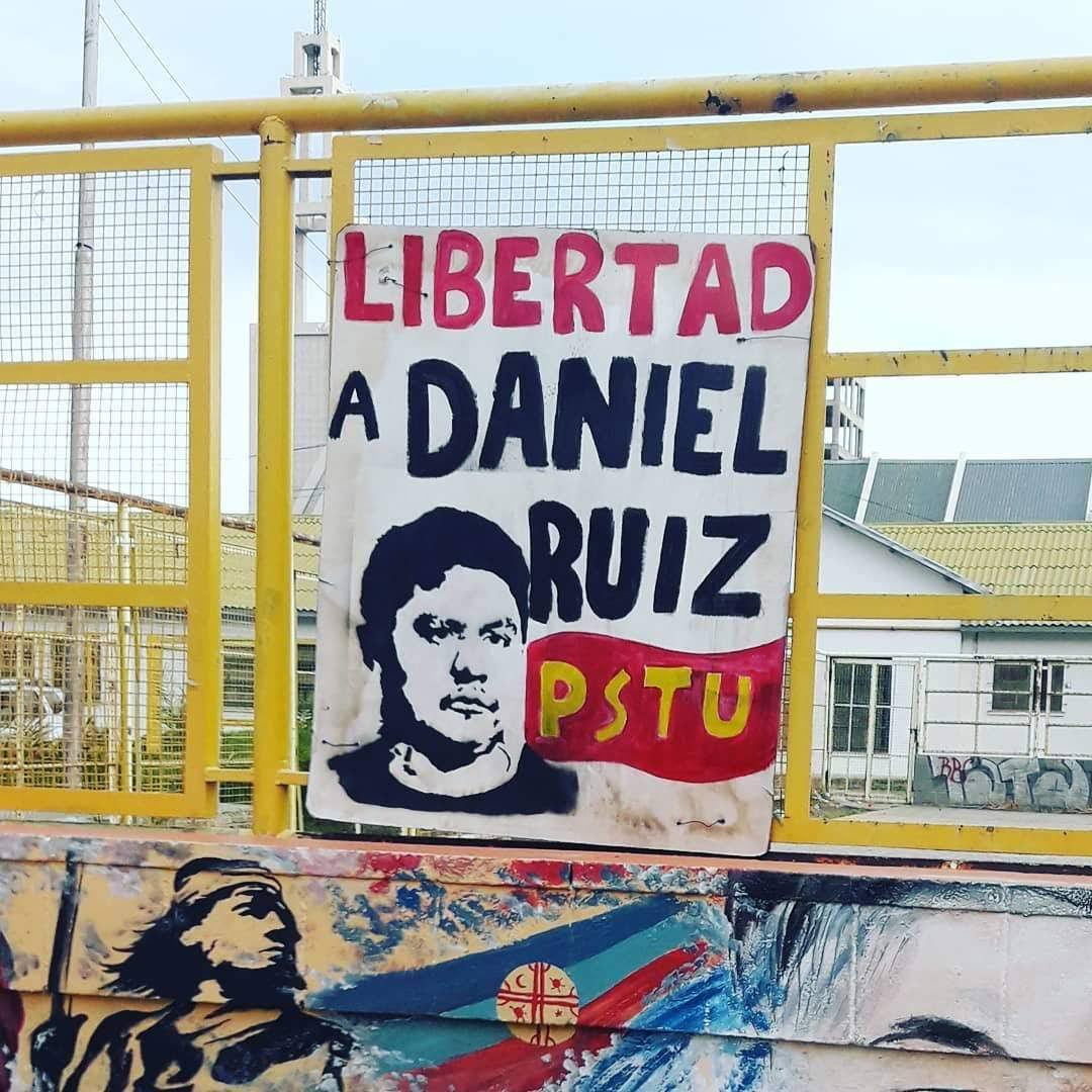 Letter from Daniel Ruiz after 7 months as a political prisoner