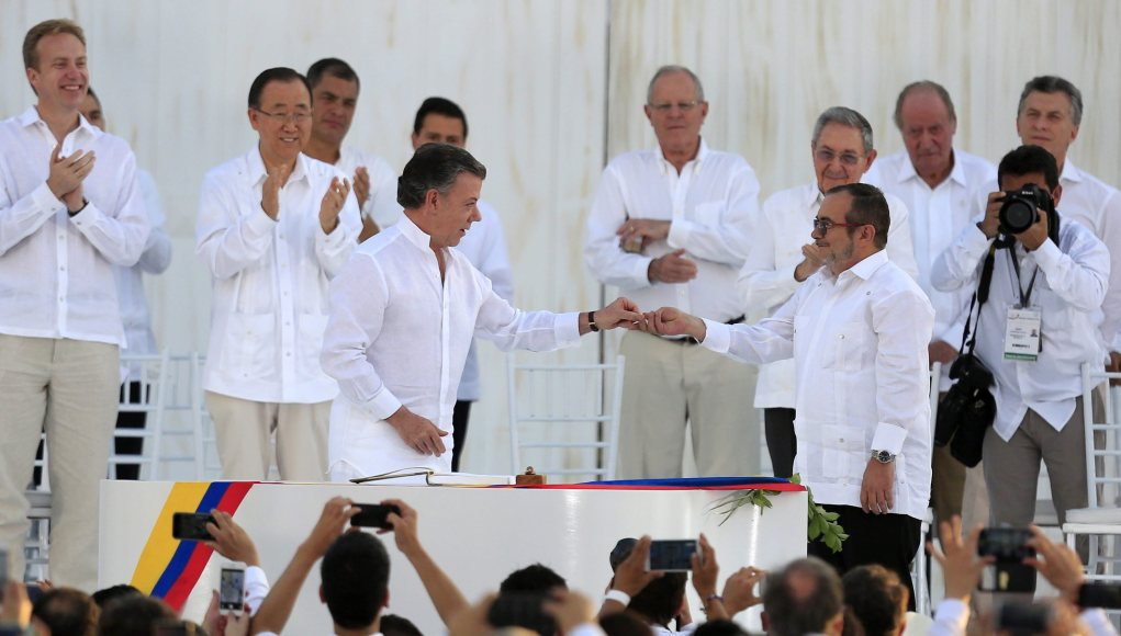 Causes of the FARC's Crisis: From the Insurgency to the Defense of Institutions