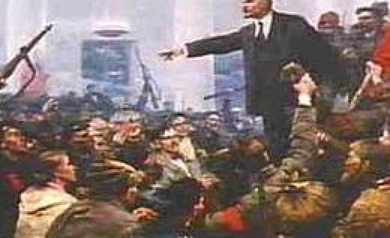 88 years without Lenin: Insurrection and organizations of workers' power