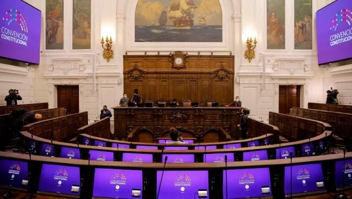 Chile convención constitucional