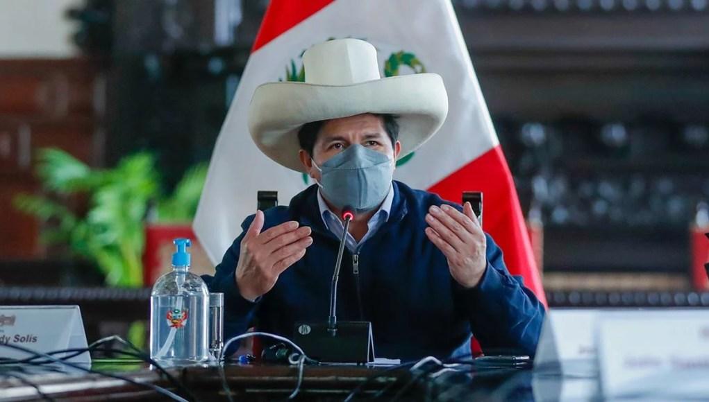 Gobierno de castillo Gobierno de Perú