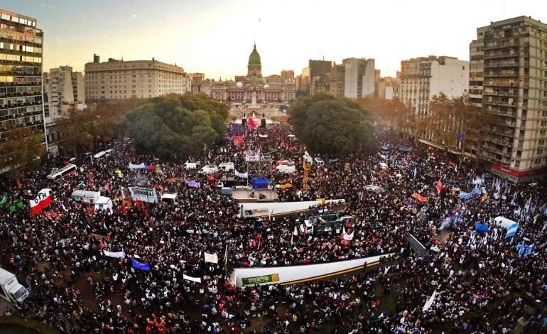 Uma onda que cresce na América Latina