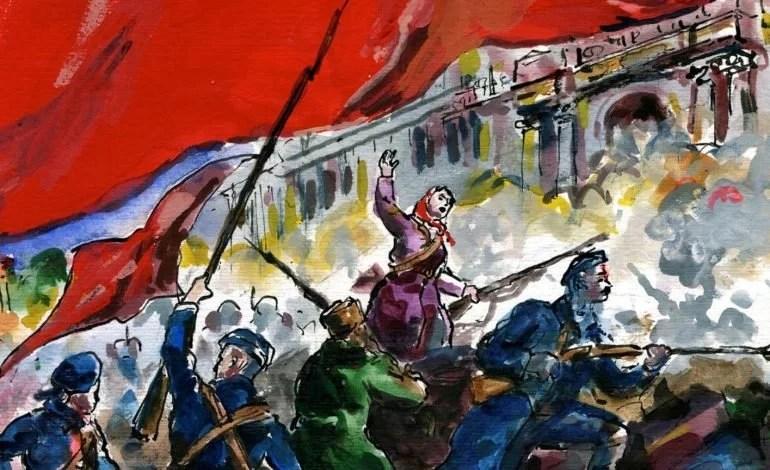 Passados 99 anos, ainda aprendemos com a Revolução Russa