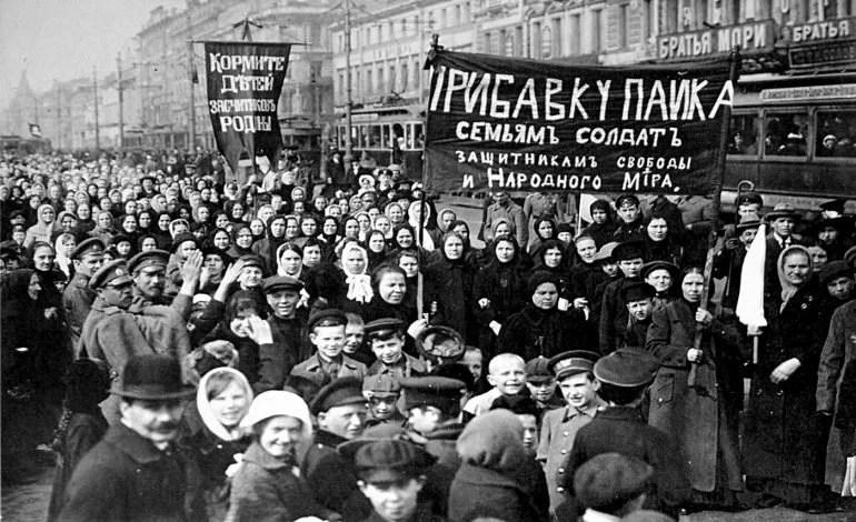 8 de Março de 1917: a faísca da Revolução de Fevereiro