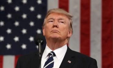 O primeiro mês de Trump