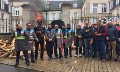 CSP-Conlutas envia moção aos trabalhadores franceses que ocupam a fábrica GM&S