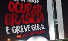 #OcupaBrasília: Fora Temer, as reformas e todos eles!