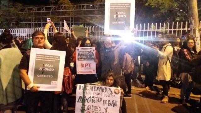 sem-categoria, mulheres - Solidariedade internacional, Lorena Cáceres, Lena souza, Legalização do aborto