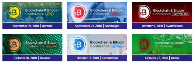 evenementen over de hele wereld