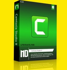 Camtasia Studio Crack & Serial Key