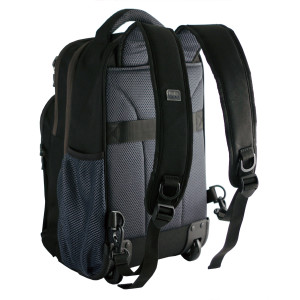 Adjustable and detachable backpack straps