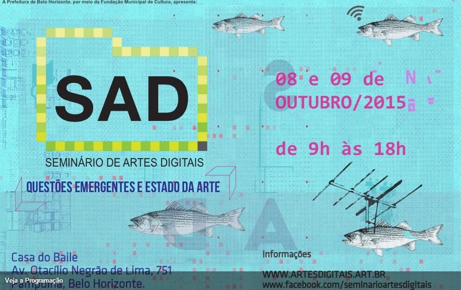Seminário de Artes Digitais: questões emergentes e estado da arte