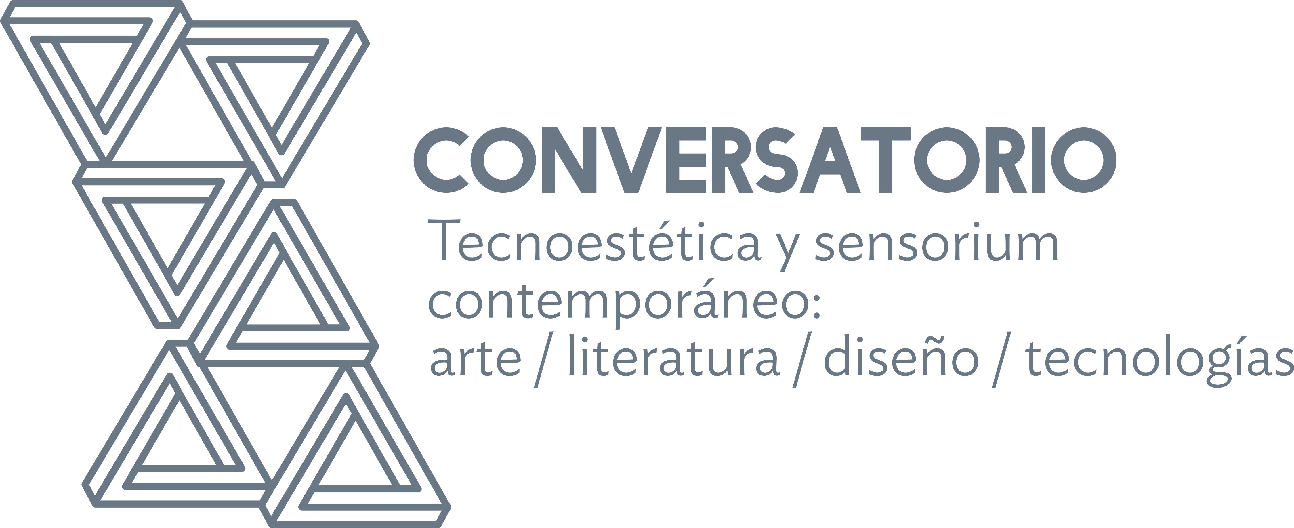 Conversatorio Tecnoestética y Sensorium Contemporáneo