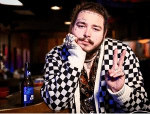 Picture of Post Malone Water ft. Tyla Yaweh Mp3 Download