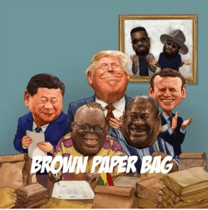Photo of Sarkodie ft. M.anifest Brown Paper Bag mp3 download