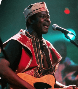 Image of king sunny ade